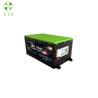 LiFePO4 Battery 24V 100AH 200AH for AGV